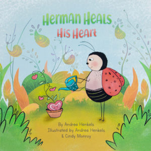 Children's Book Herman Heals His Heart